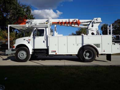 Used forestry trucks for sale all american truck and equipmet digger derrick truck stock 26138 27900 4000 off list price 2000 international 4900 dt466e turbo diesel engine 6 1 international transmission sciox Choice Image